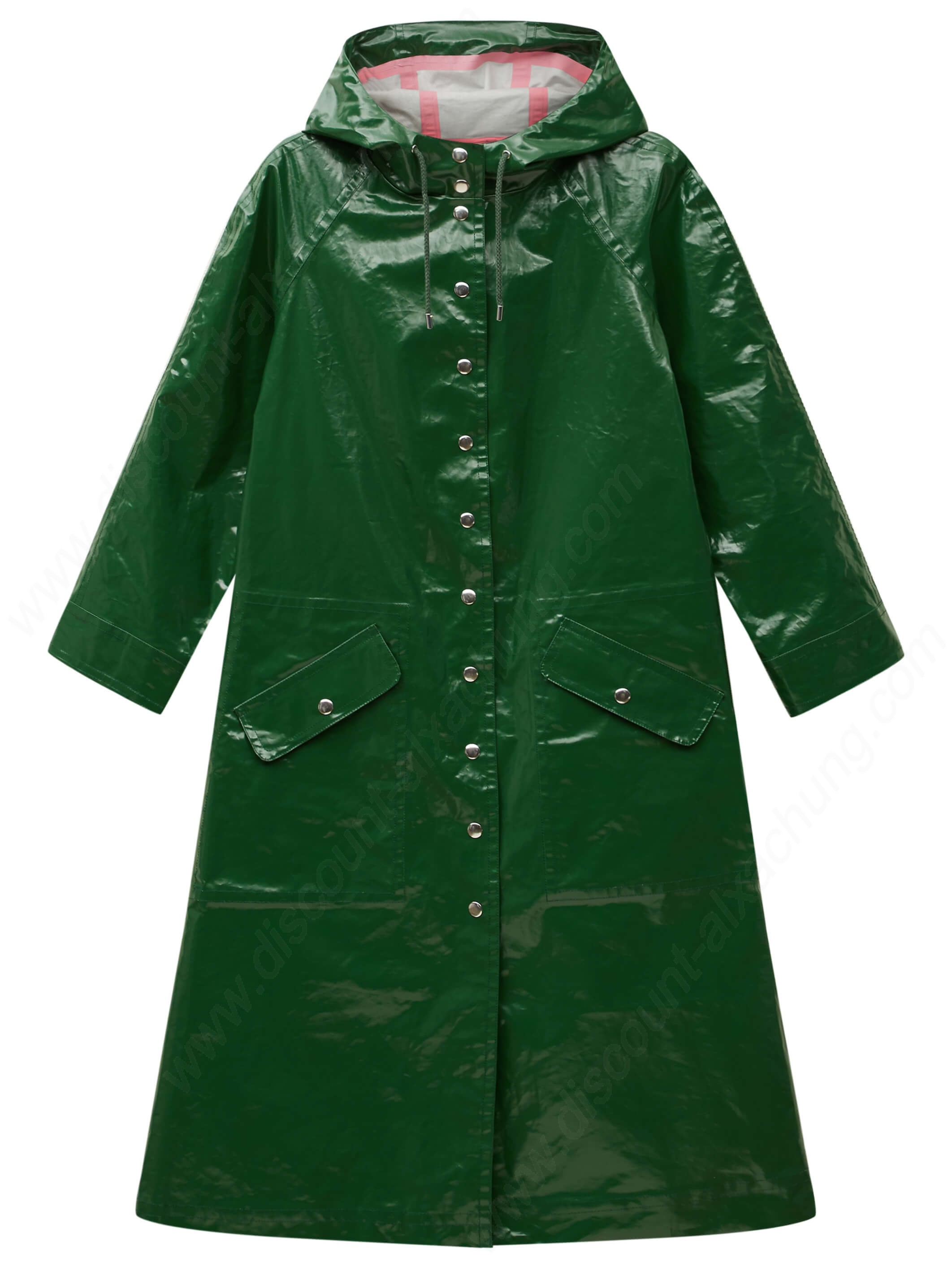 Alexachung Hooded Raincoat - Alexachung Hooded Raincoat