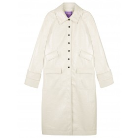 Alexachung Cream Chesterfield Coats