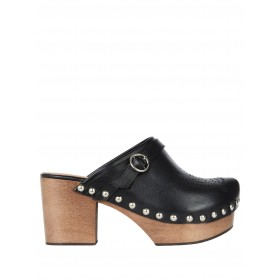 Alexachung Perforated Flower Clog
