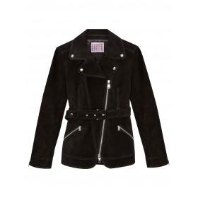 Alexachung Suede Belted Jacket