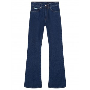 Alexachung Dark Wash Flared Jeans